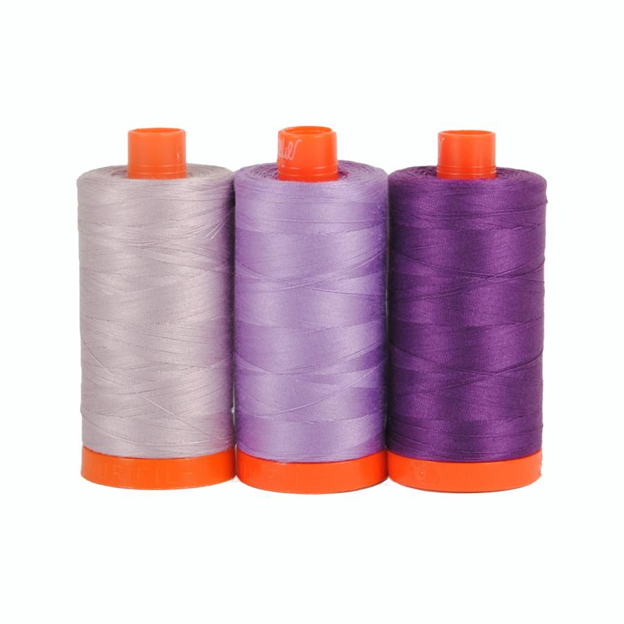 Aurifil 50wt Thread Collections