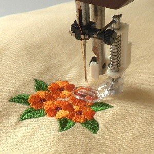Embroidery/Thread Painting