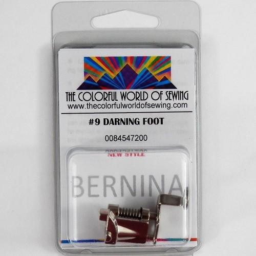 #0084547200 BERNINA DARNING Presser Foot #9 New Style