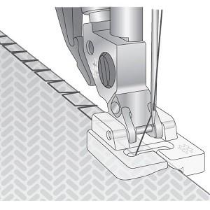Pfaff Knit Edge//Piping//Beading Foot # 93-042957-91 ALL