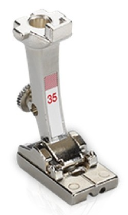 Bernina #35 Invisible Zipper Foot