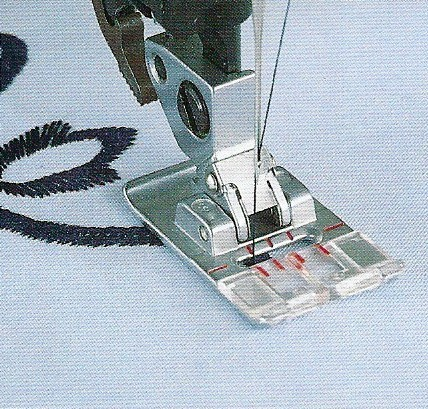 Pfaff Maxi Stitch Foot #8