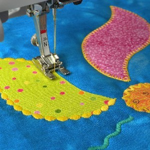 Bernina #20 Open Toe Embroidery Foot