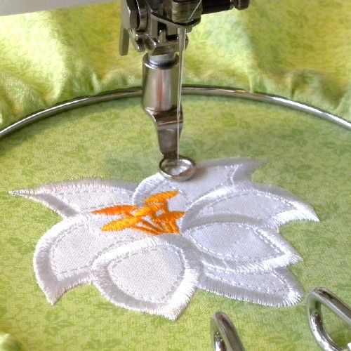 Free Motion Darning Embroidery Quilting  Foot  Bernina New Style #9