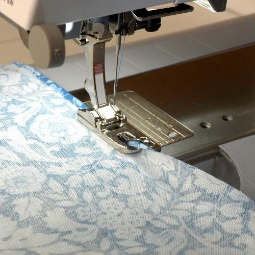 Bernina #63 3mm Zig Zag Hemmer Foot