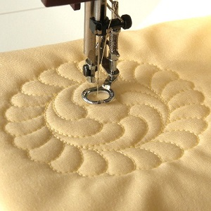 Free Motion / Darning Foot for High Speed Straight Stitch Machines