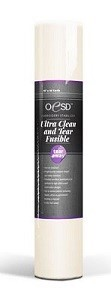 OESD Mediumweight Ultra Clean & Tear Fusible Stabilizer