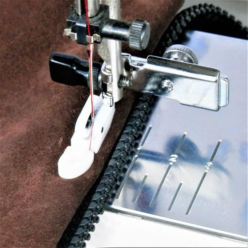 Husqvarna Viking Adjustable Non Stick Zipper Foot Husqvarna Viking New Husqvarna Sewing Machine Zipper Foot