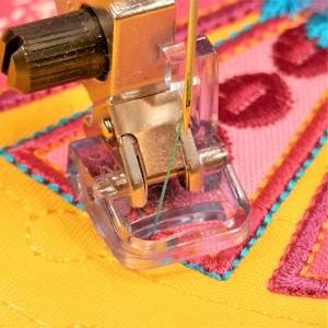 Pfaff Embroidery/Free Motion Sensormatic Foot #6A