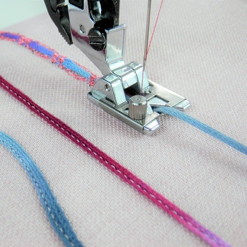 Janome Couching/Braiding Foot