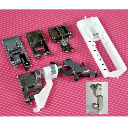 Bernina Generic Snap On Basic Presser Foot Set