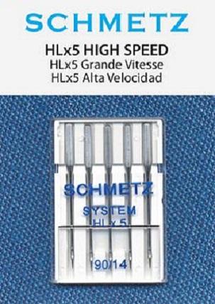 Schmetz HLX5 Needles