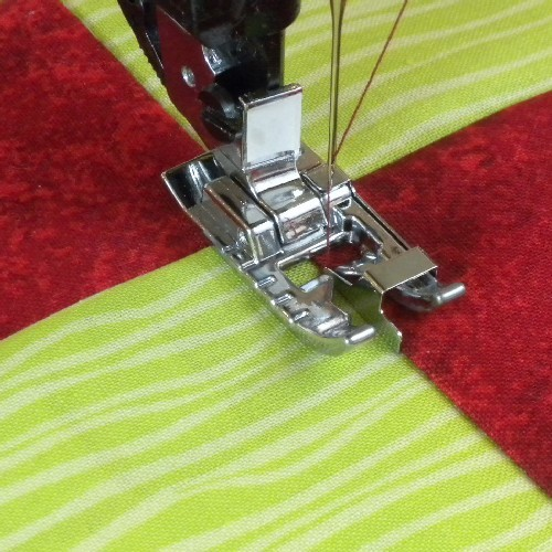Stitch In The Ditch Foot for High Speed Straight Stitch Machines