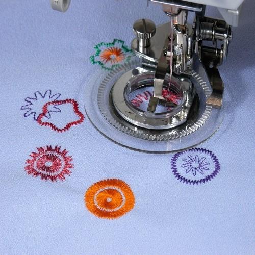 Janome, Elna, Kenmore Flower Stitch Presser Foot