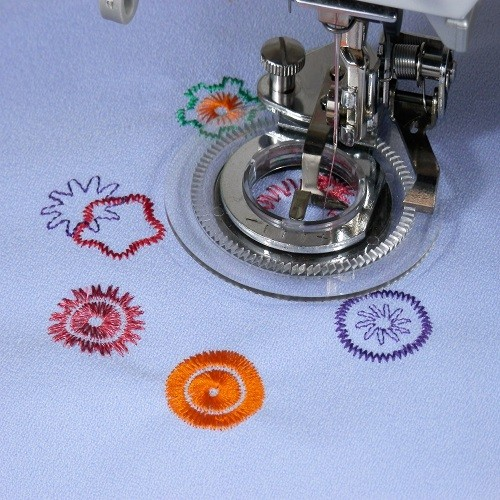 BrotherBaby Lock Flower Stitch Foot BrotherBaby Lock Sewing Stunning Accessories For Sewing Machine