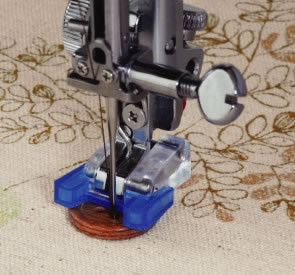 Janome, Elna, Kenmore Button Sewing Foot