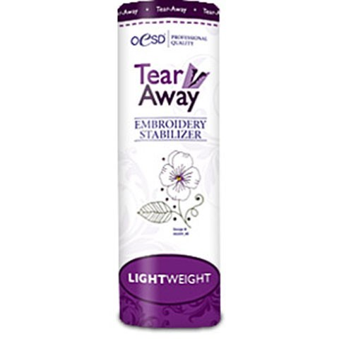 OESD Lightweight Tear-Away Stabilizer