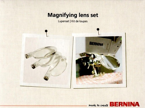Bernina Magnifying Lens Set
