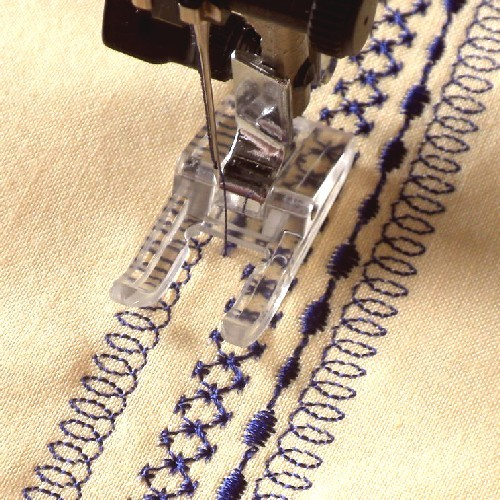 Bernina Bernette Open Toe Embroidery Foot