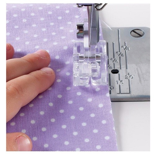 Janome Sew Safe Presser Foot for Kids & New Sewers