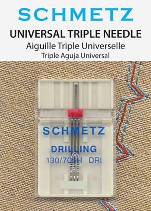 Schmetz Triple Needle