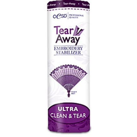 OESD Mediumweight Ultra Clean & Tear Stabilizer