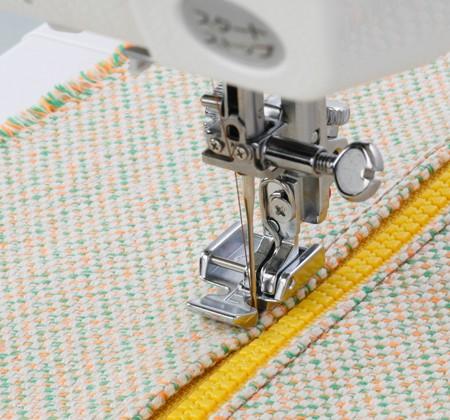 Janome Elna Kenmore Zipper Foot E Janome Elna Kenmore Presser Gorgeous Husqvarna Sewing Machine Zipper Foot