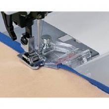 Adjustable Bias Tape Binder Foot for High Speed Straight Stitch Machines
