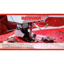 Bernina Genuine #50 Three Sole Walking Foot with Seam Guide