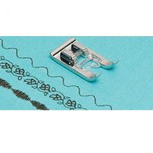 "Brother/Baby Lock Decorative Stitch & Monogramming Foot ""N"""