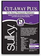 Sulky Cut-Away Plus