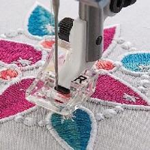 "Husqvarna Viking Embroidery/Darning Foot ""R"""
