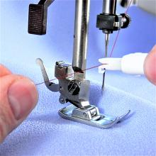 Sewing Machine Needle Threader & Needle Insertion Tool