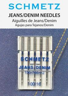 Schmetz Jeans/Denim Needles