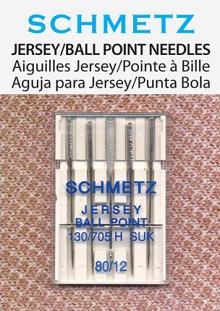 Schmetz Jersey/Ball Point Needles