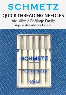 Schmetz Quick Threading Needles