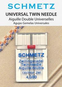Schmetz Twin Needles