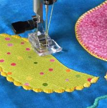 Bernina Bernette Applique Foot