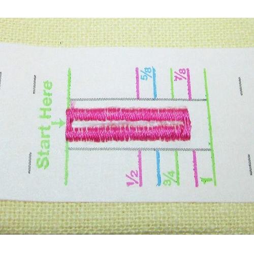 Buttonhole Smart Marks Buttonhole Placement Tape