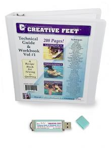 Creative Feet Technical Guide & Workbook by Creative Feet