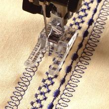 Bernina Bernette Open Toe Embroidery Foot