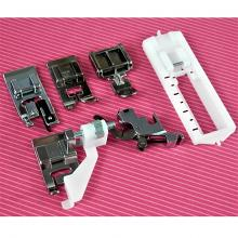 Bernina Bernette Snap On Basic Presser Foot Set